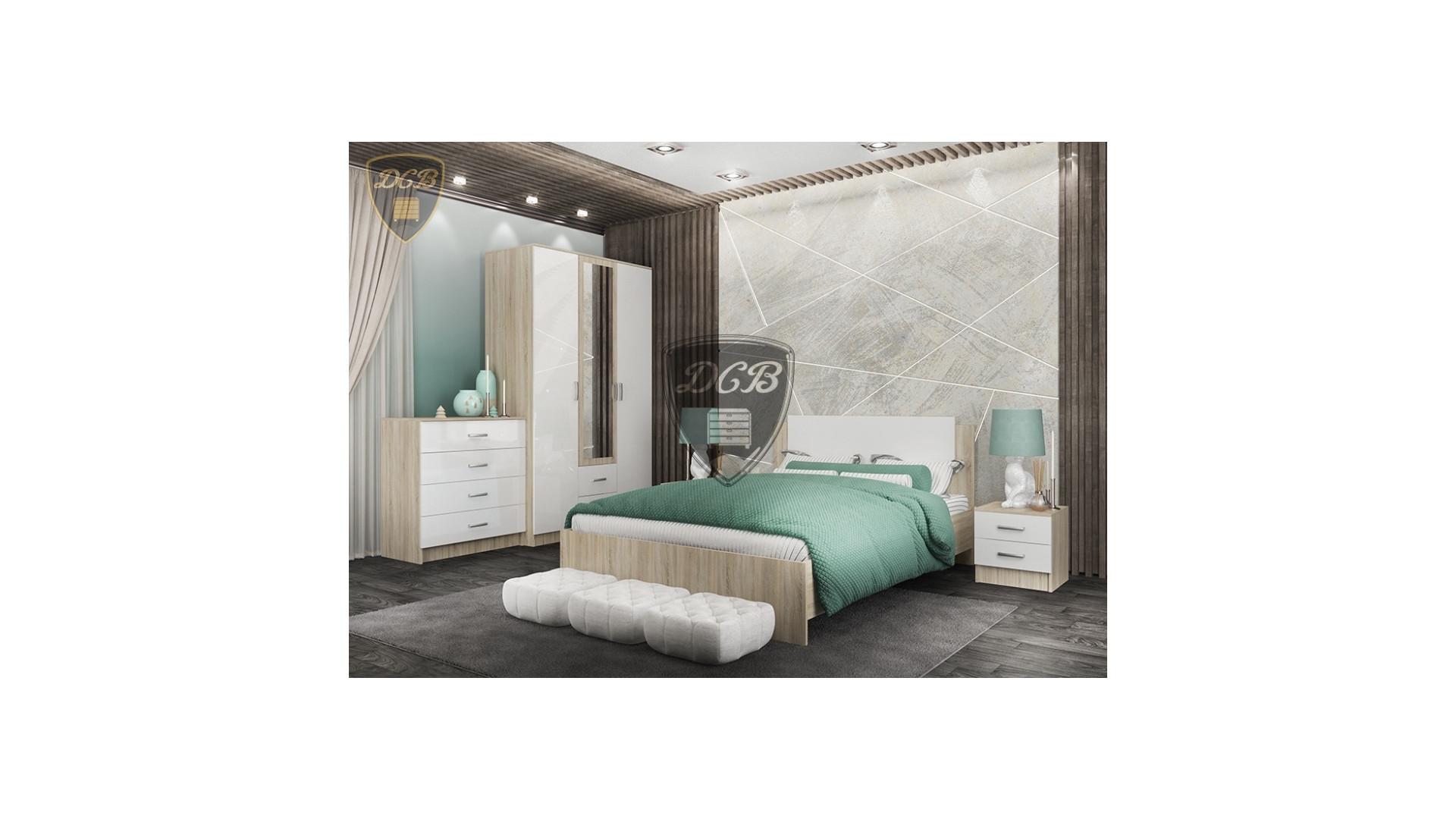 Модульная спальня Софи 4