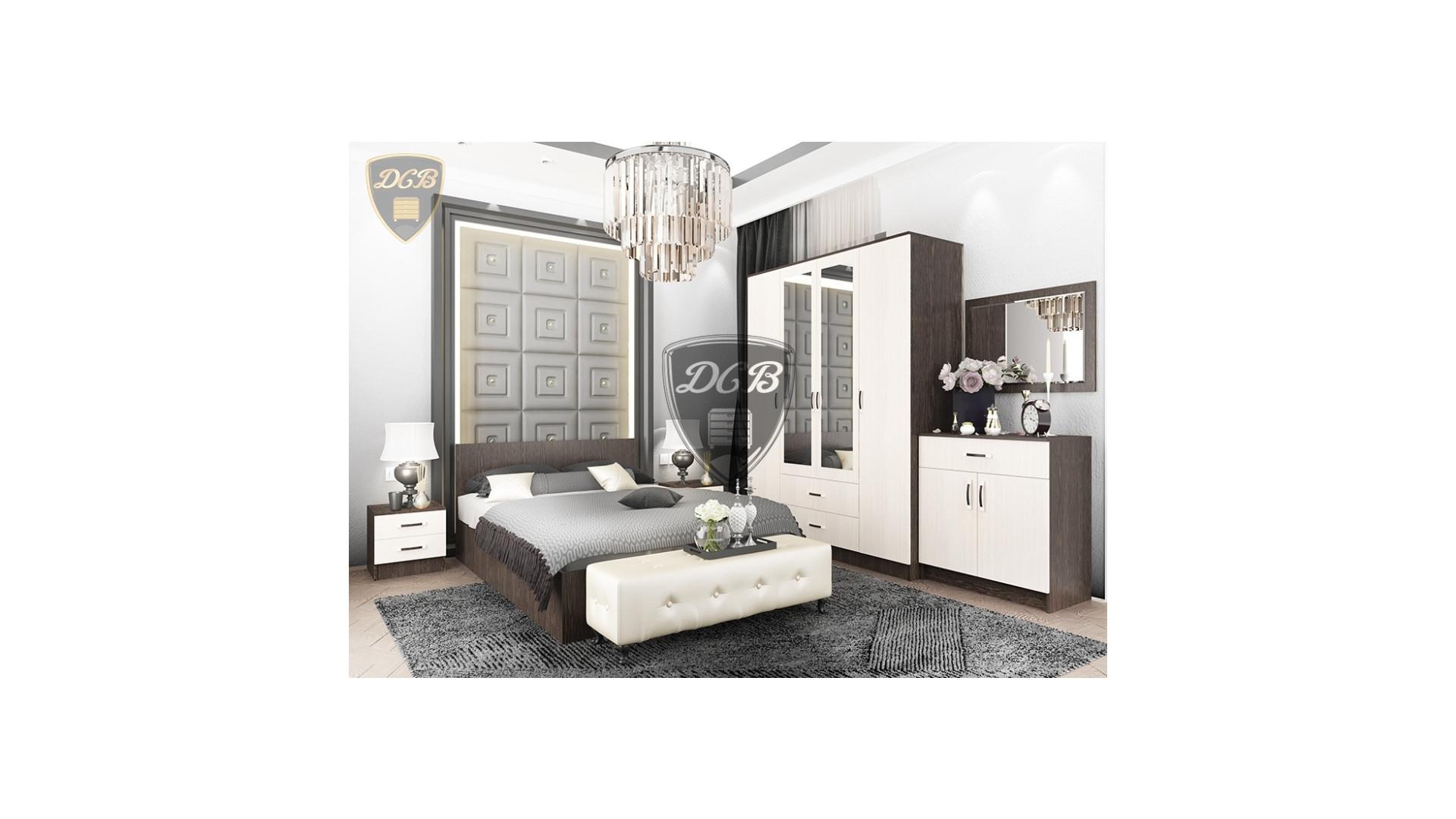 Модульная спальня Ронда вариант 2