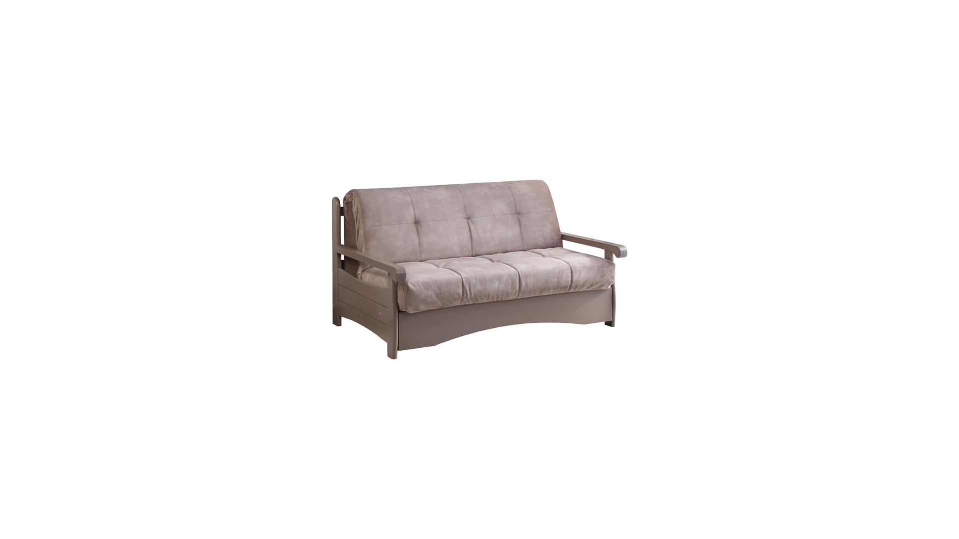 Диван-кровать Аккордеон массив 1500