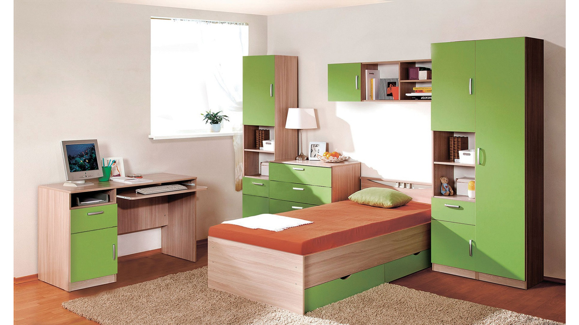 Детская комната комплект Лотос