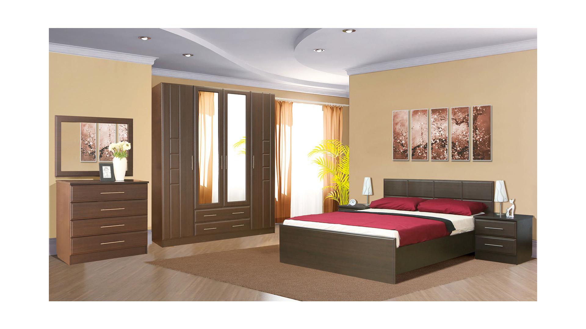 Комплект модульной спальни