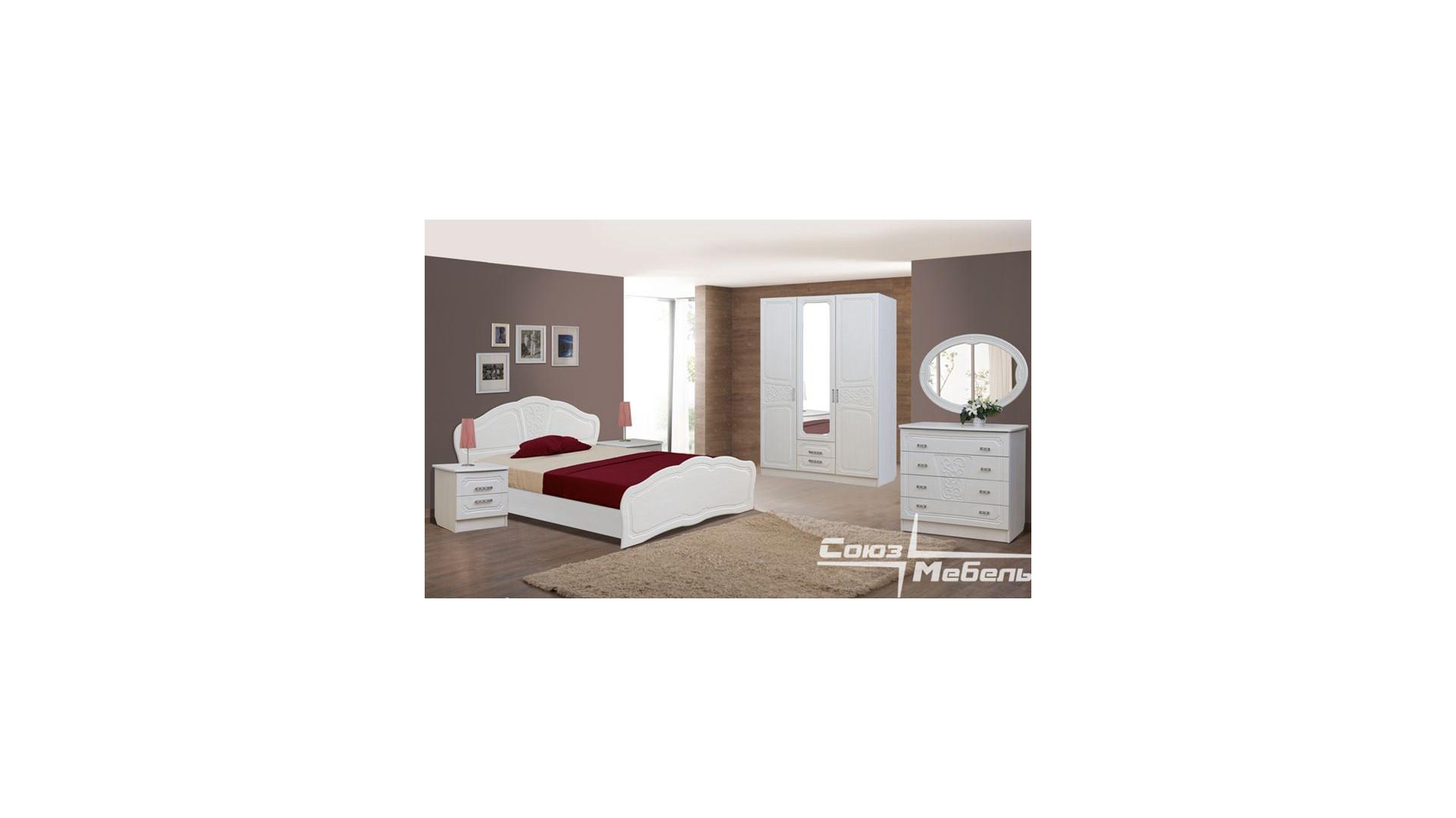 Комплект модульной спальни Тиффани