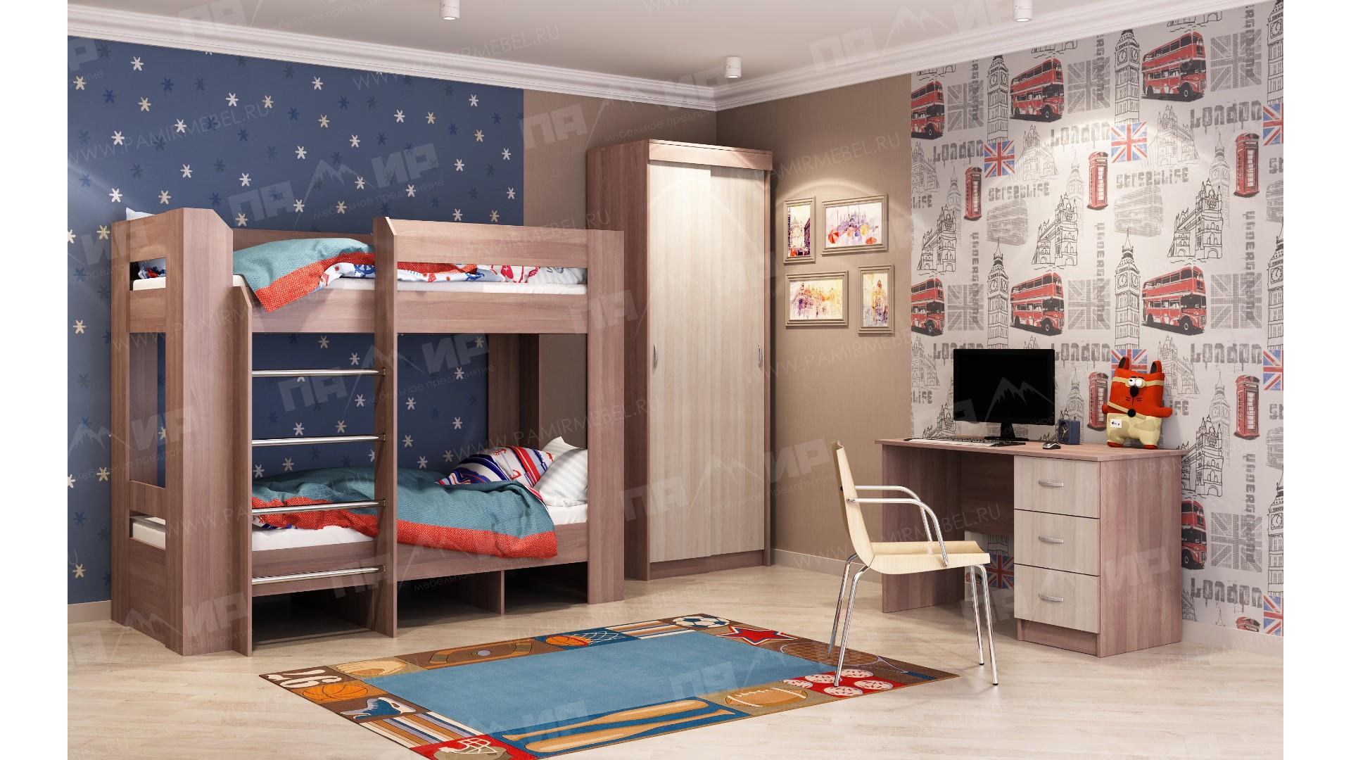 Модульная спальня София. Композиция №6