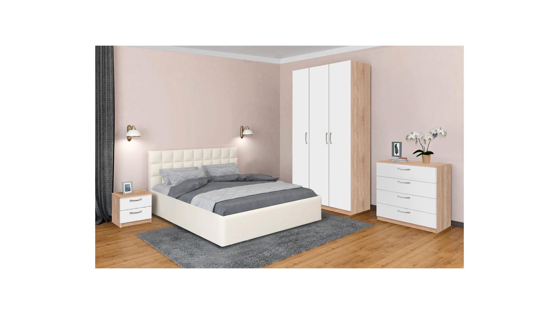 Модульная Спальня Лотос-3